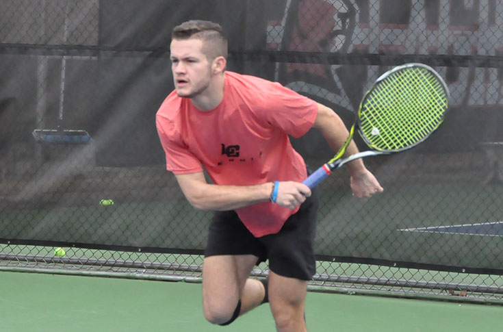 Men's Tennis: Panthers sweep Maryville for second time