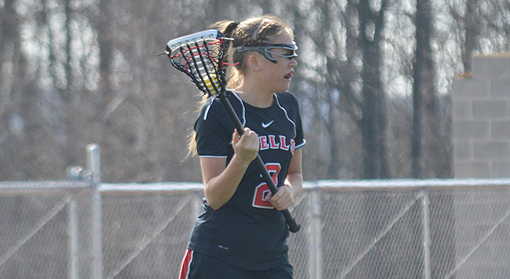 First-Place Morrisville Outscores Wells Women's Lacrosse