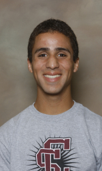 Meet Cross Country Senior Chris Gumbs