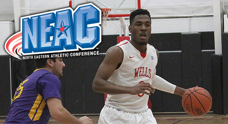 Ross Earns NEAC Men's Basketball Player of the Week