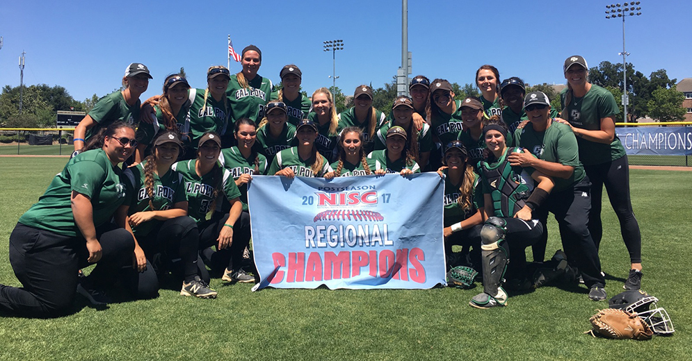 Hyland Tosses One-Hitter as Cal Poly Claims NISC Region 1 Title