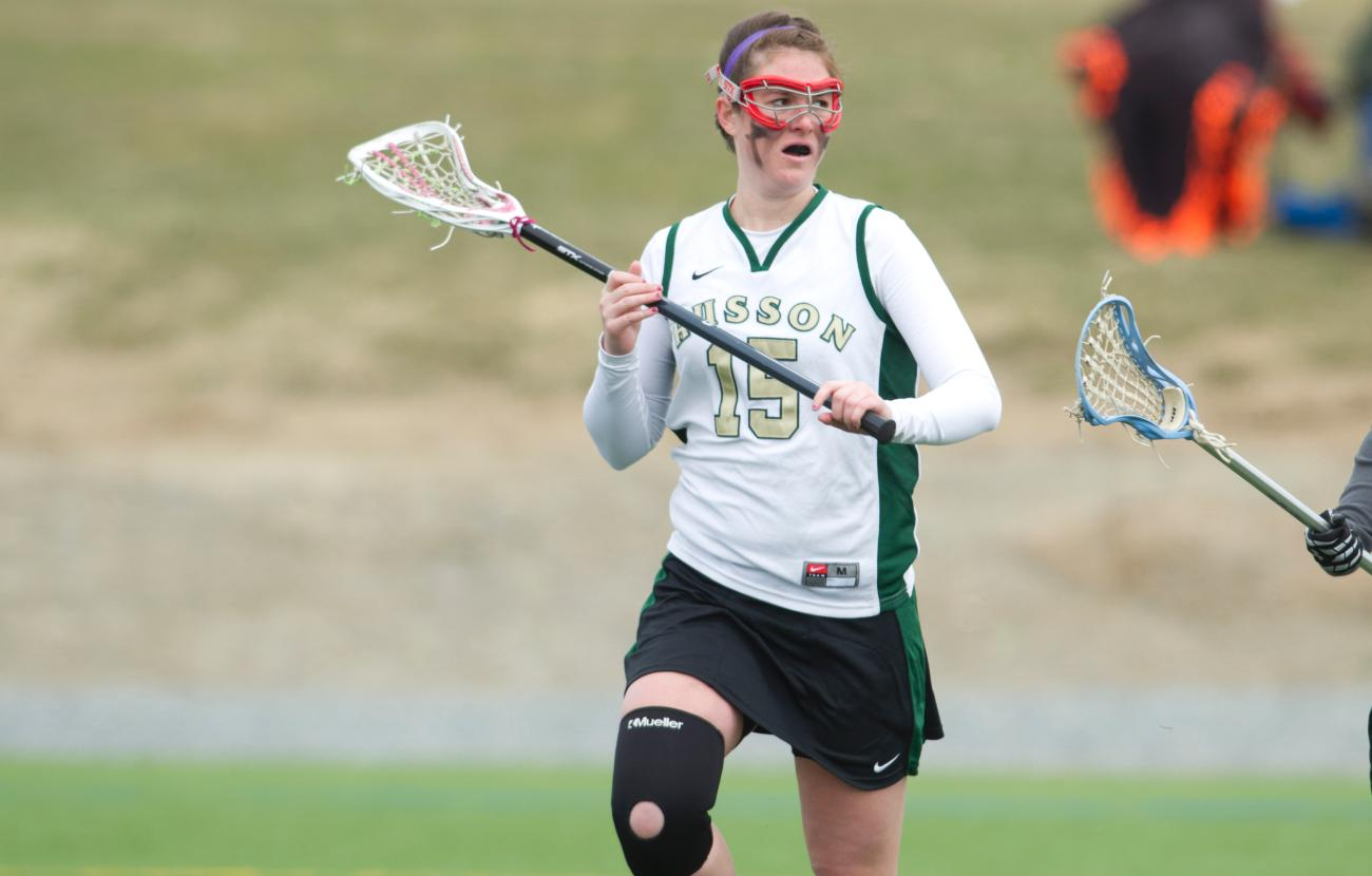 Women's Lacrosse Falls to Thomas College