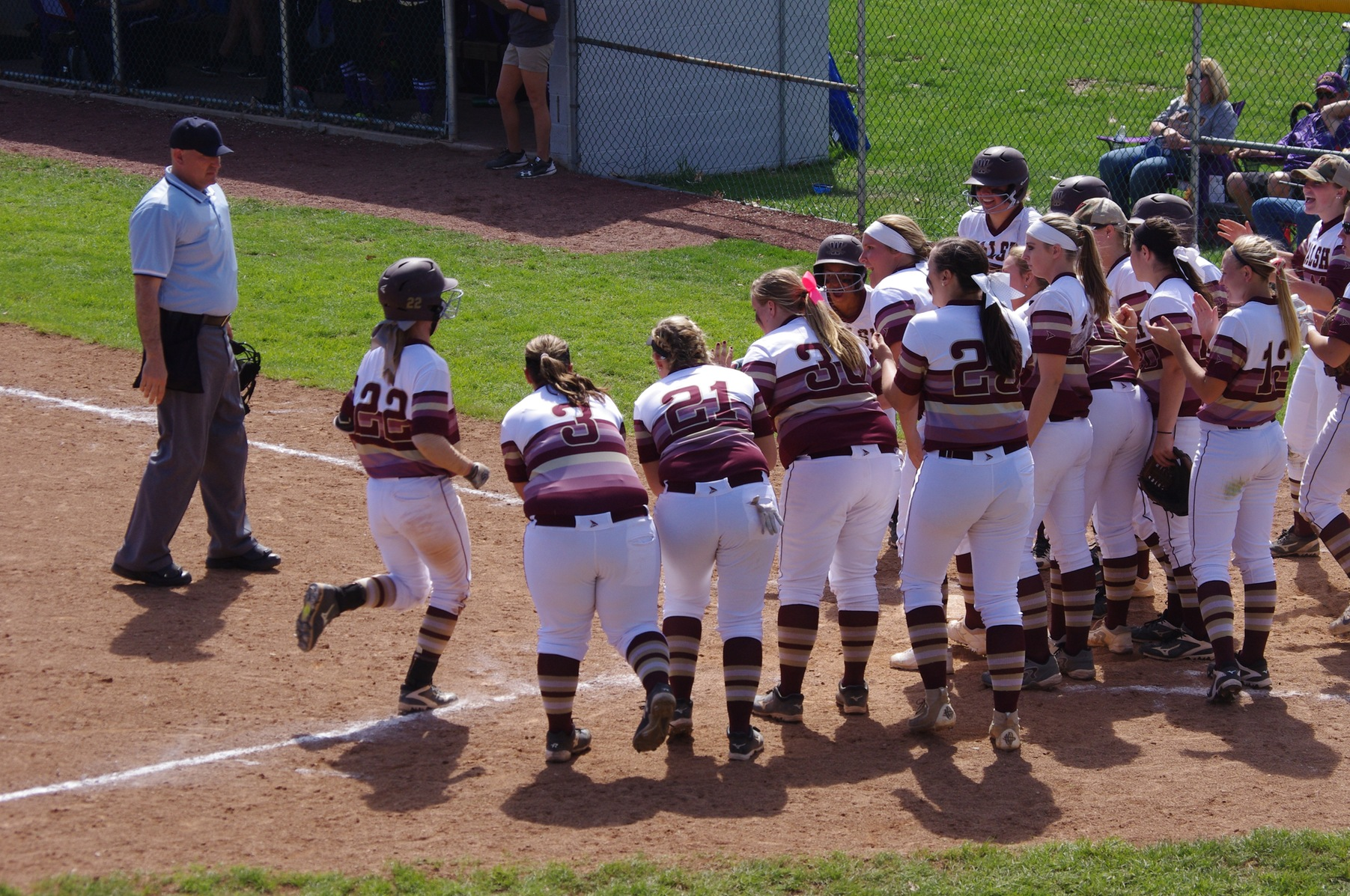 Softball Swept By Visiting Ashland