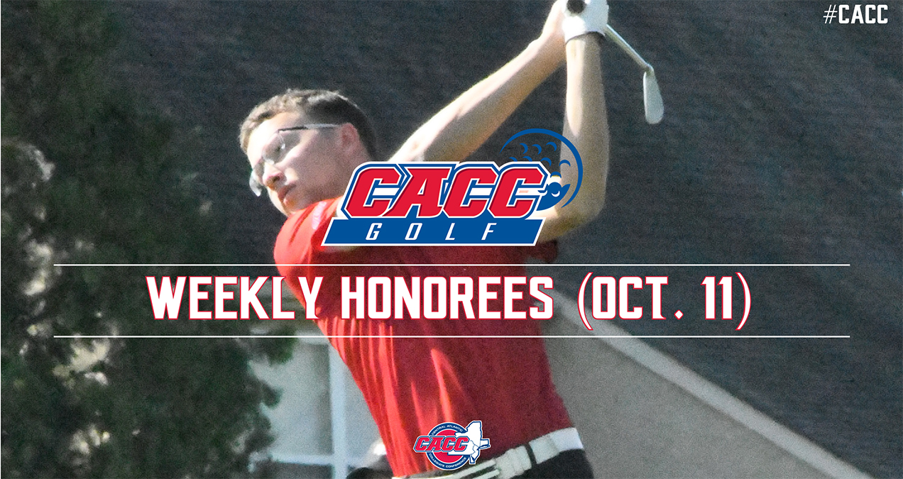 CACC Golf Weekly Honorees (Oct. 11)
