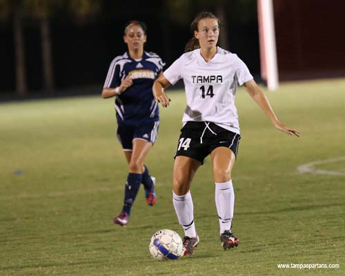 Katherine Marting scored the game winner on her first collegiate goal.