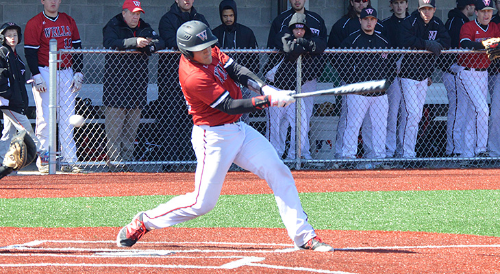 Oneonta Scores 11-3 Win Over Wells Baseball