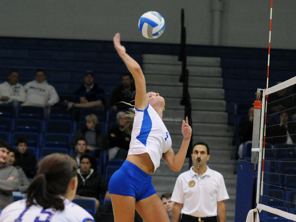 Blue Devils Roll Past Bryant, 3-0