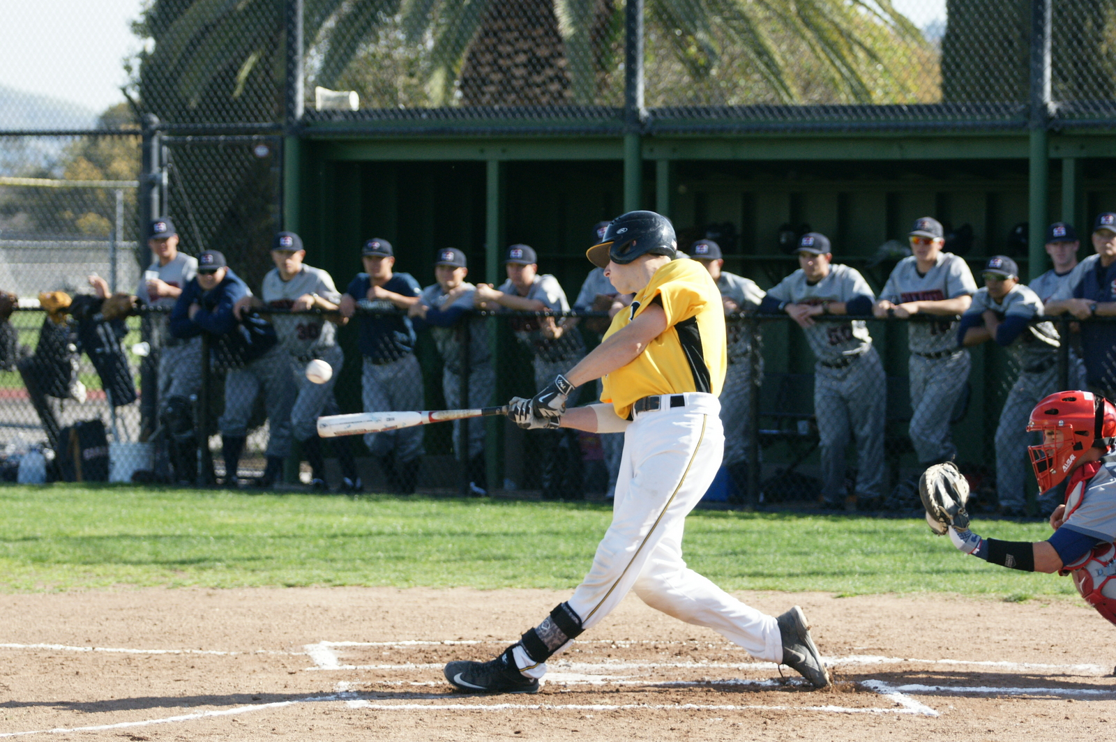 Baseball Exacts Measure of Revenge on Mendocino 7-2