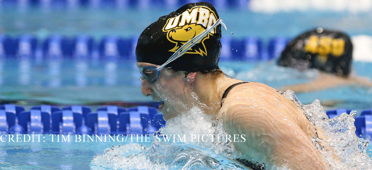Emily Escobedo Wins Bronze in 200 Breast; Earns Second All-American Honor
