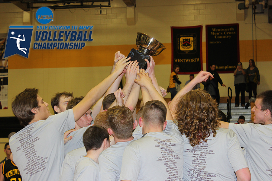 Men's Volleyball to Host NCAA First Round Game