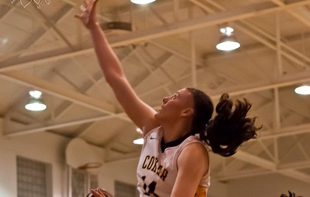 Late Layup Pushes Catawba Passed Coker