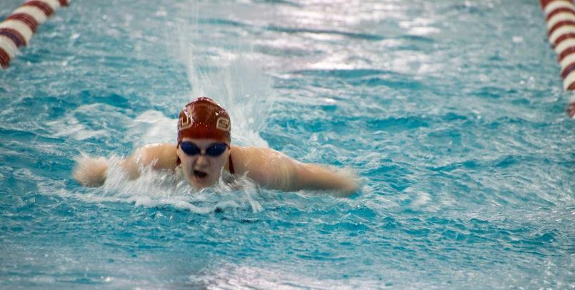 Swimming & Diving Teams Victorious in Home Opener