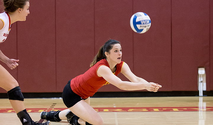 Ferris State Volleyball Pulls Out Key Regional & League Road Victory In Five Sets