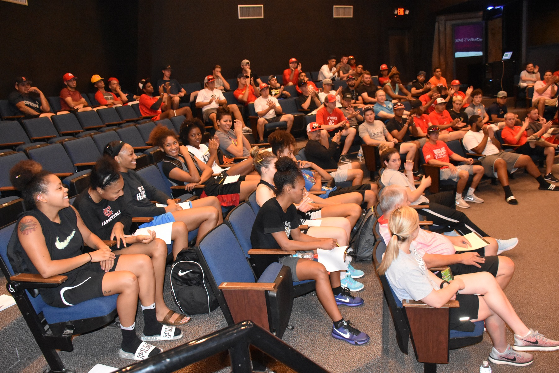 2017-2018 STUDENT-ATHLETE ORIENTATION