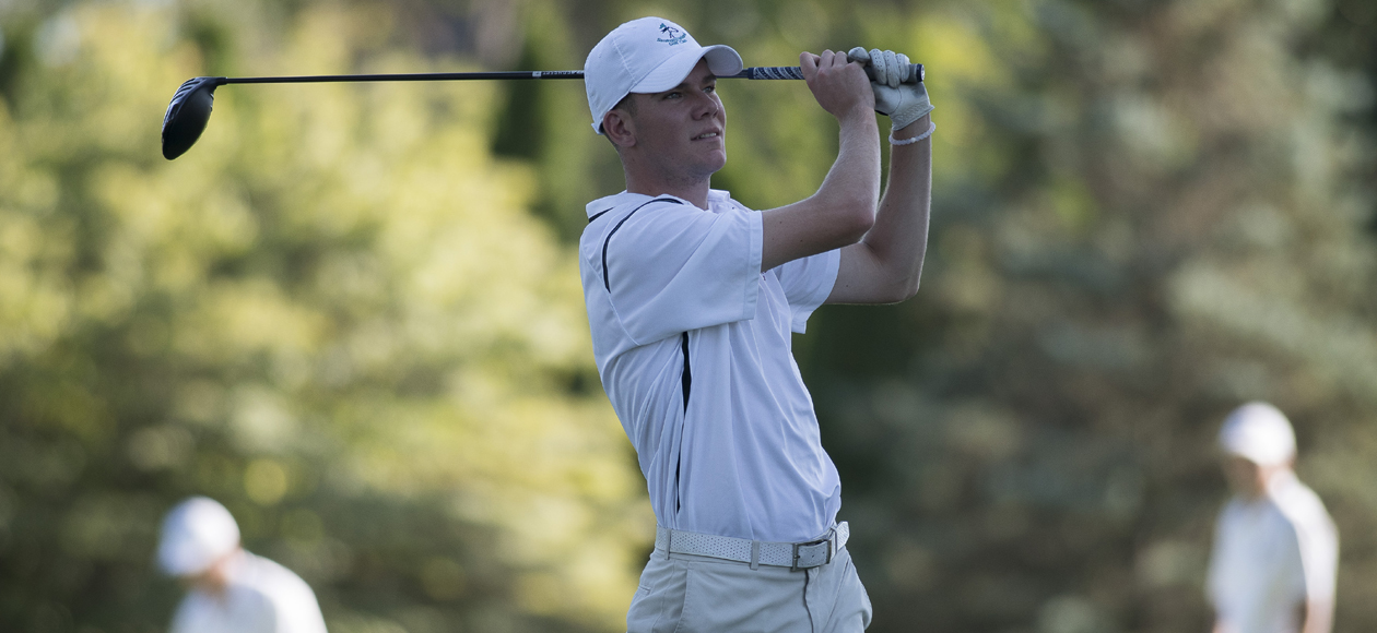 Golf Lands Seven on NECC Academic All-Conference Team