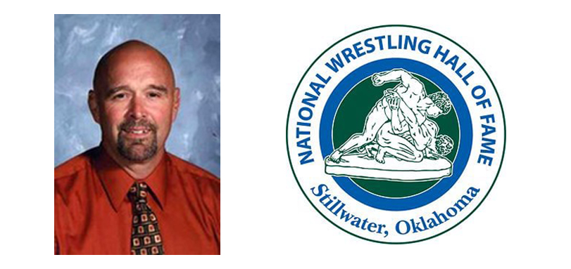 McGrain Named to the National Wrestling Hall of Fame