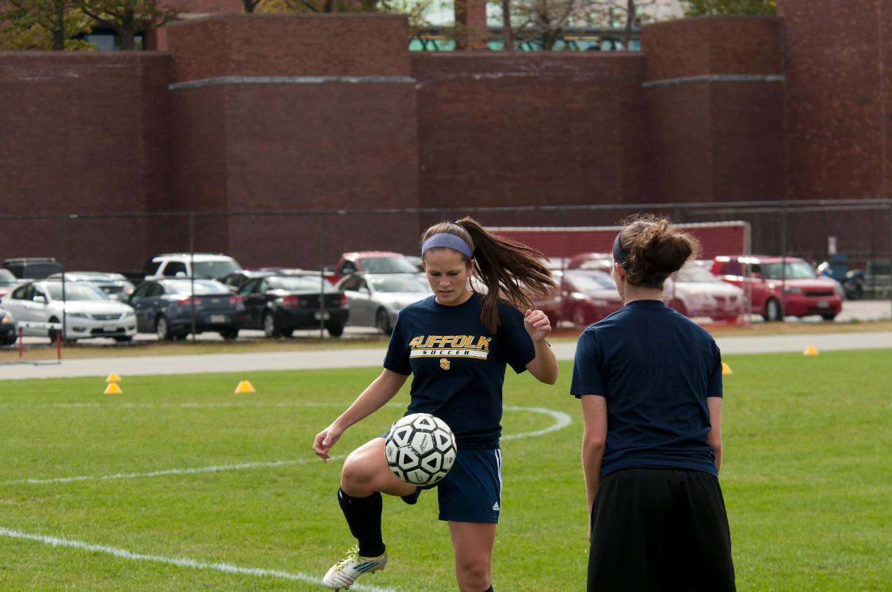 Women's Soccer Fall Short to Emerson 2-0