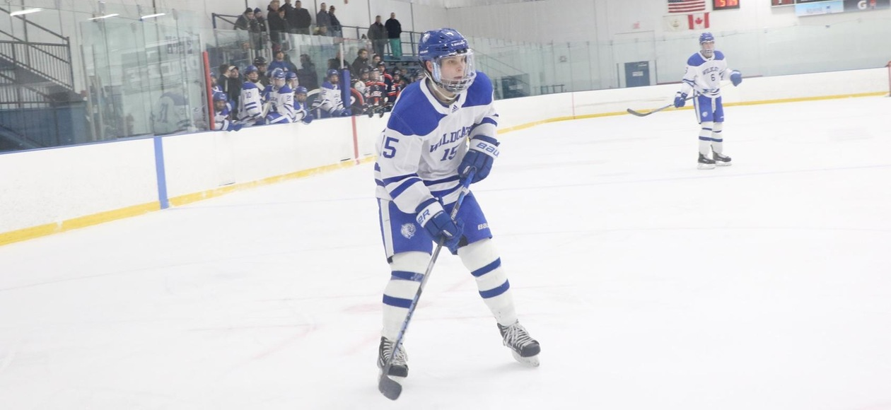 Men's Ice Hockey Falls 6-0 on the Road at Babson