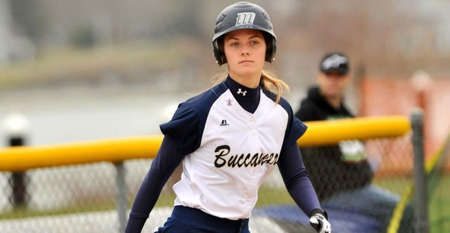 Thomas, Bramhall Collect Four Hits Each As Softball Sweeps 13-3, 12-3 Doubleheader Decision From Pine Manor