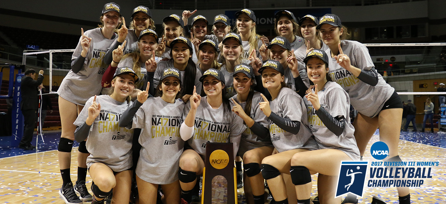 Athenas Sweep Tigers, Earn First NCAA National Title