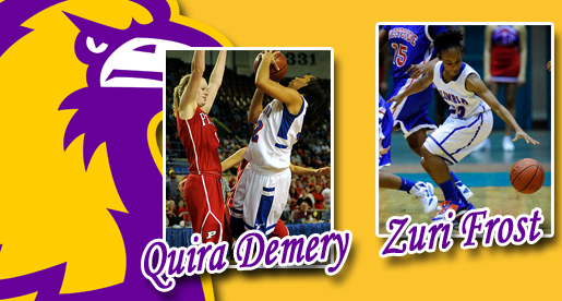 Tech women's basketball inks two state champions for 2012-13 season