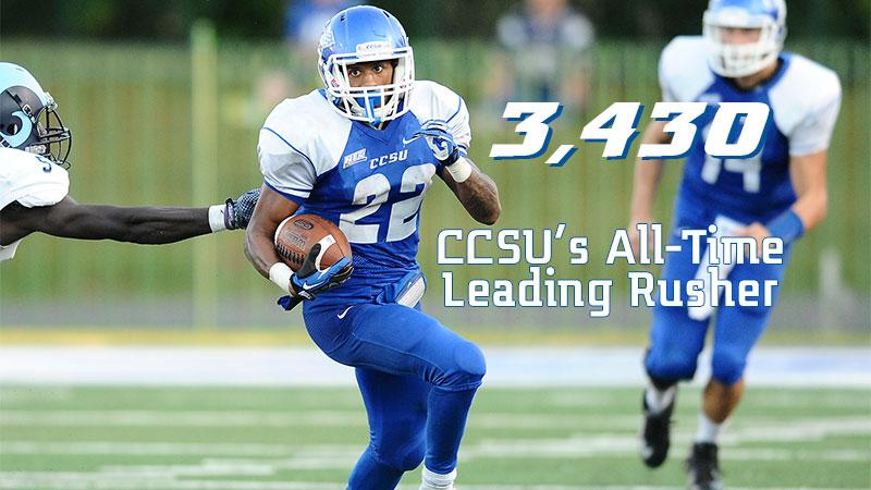 Blue Devils Fall, Hollomon Sets Career Rushing Mark