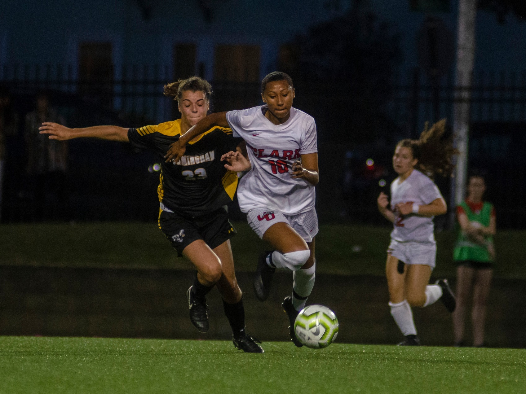 Cougars Top Worcester State in Away Victory