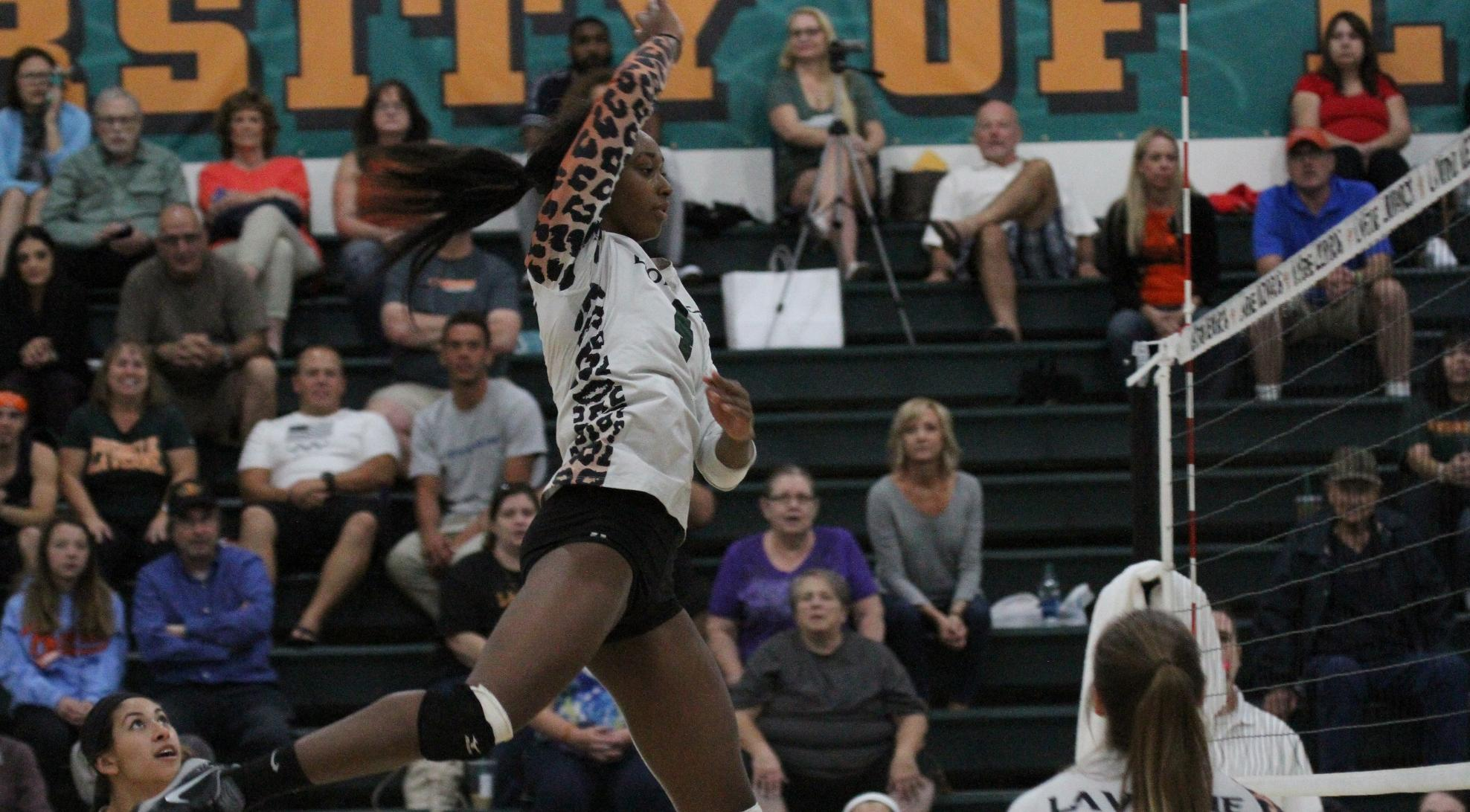No. 22 Volleyball's streak halted at No. 2 Cal Lutheran