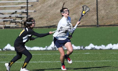 Petrucelli's Seven Goals Lead UMW Women's Lax Past Lynchburg, 17-8