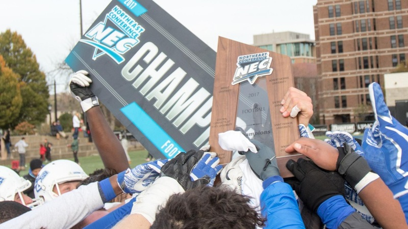 NEC Champion CCSU Football Announces Signees