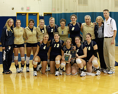 Gallaudet wins Worthington Classic, Krieger named MVP as three Bison earn All-Tourney honors
