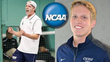 Former Spartan C.J. Krimbill Selected as NCAA Today's Top 10 Award Winner