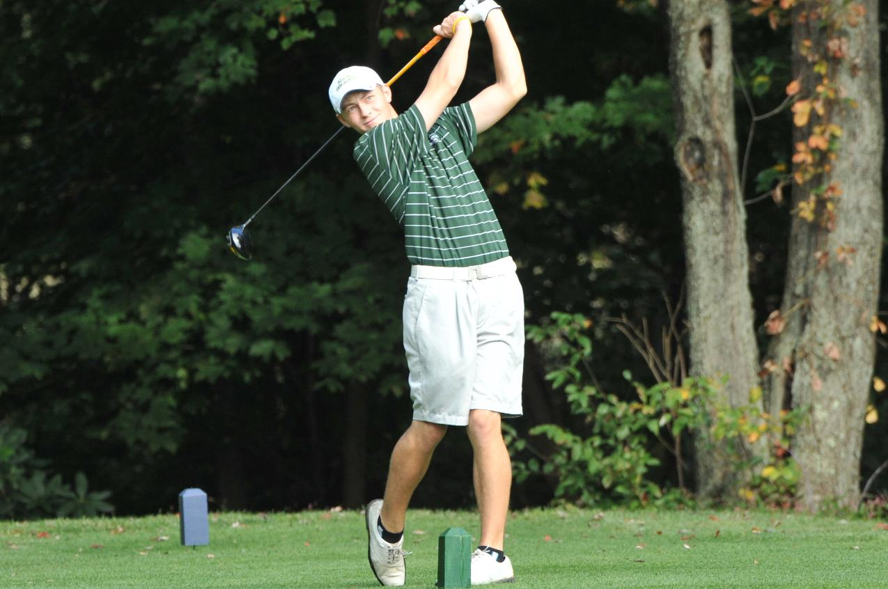 Men's Golf Fifth Following Day One of ECAC Division III New England Championship