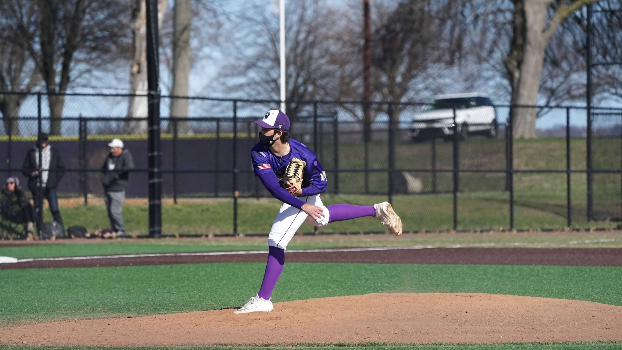 Purple Knights Open Three-Game Weekend ECC Baseball Series With A 6-3 Loss Versus Mercy