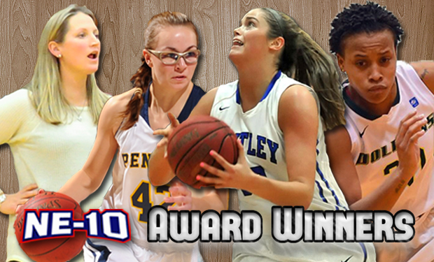 Bentley's Jen Gemma Collects Player of the Year; NE-10 Women's Basketball All-Conference Teams, Awards Announced