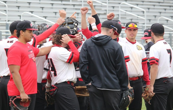 Fourth-Seeded Baseball Travels to Top-Seeded Mitchell Thursday in NECC Tournament