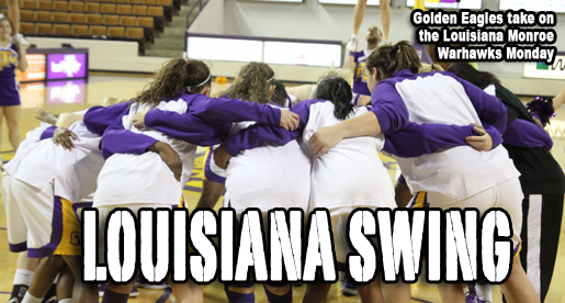 Golden Eagles head to Louisiana to take on UL Monroe Warhawks