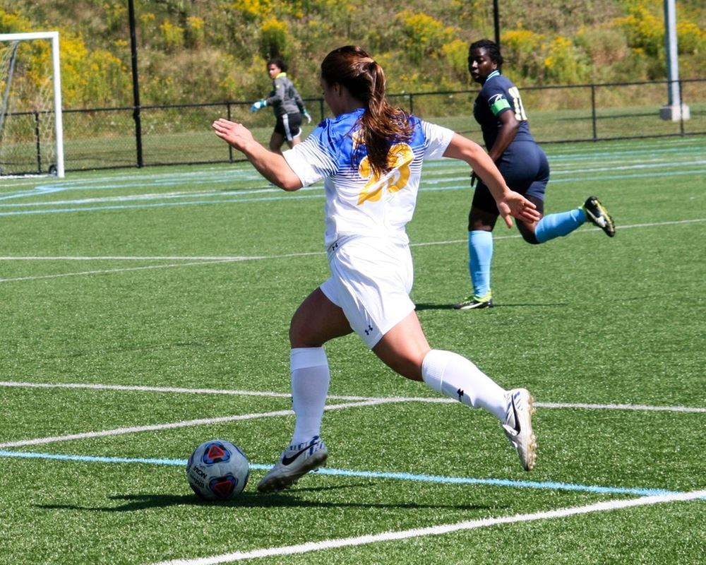 WSOC: O'Connor's Two Goals Lead Wildcats to an Opening Day Win.