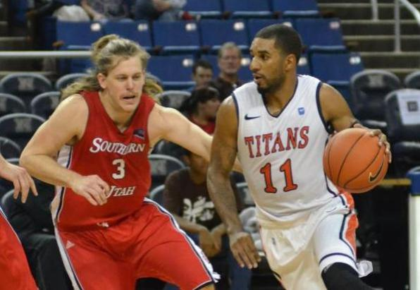 Seeley's Career Night Powers Titans' Offensive Outburst