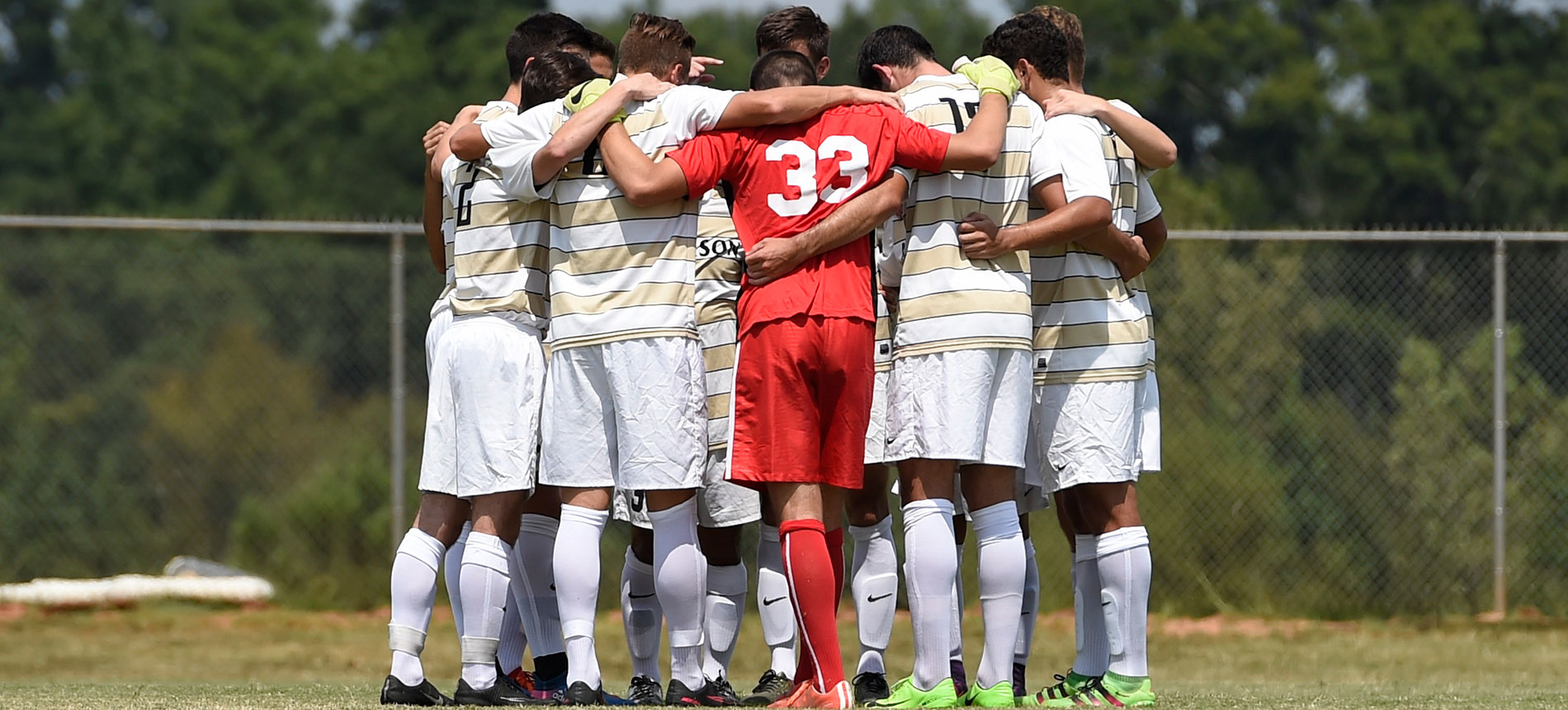 Men's Soccer Tabbed Sixth in SAC Preseason Poll