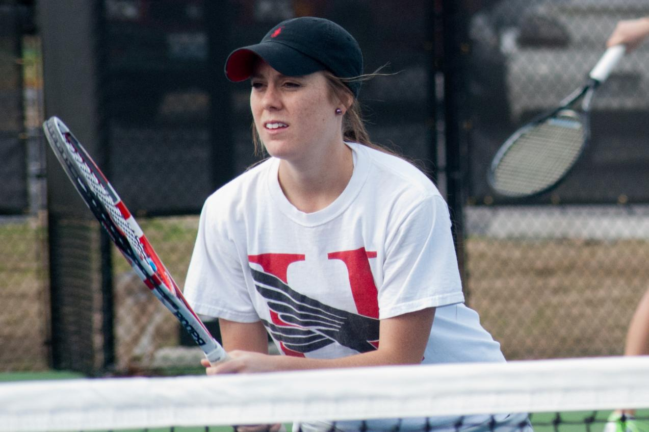 Huntingdon women's tennis takes down Southwestern