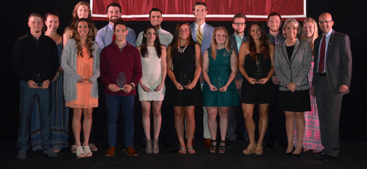 Springfield College Recognizes Outstanding Athletic Year At 2017 All Sports Recognition Night
