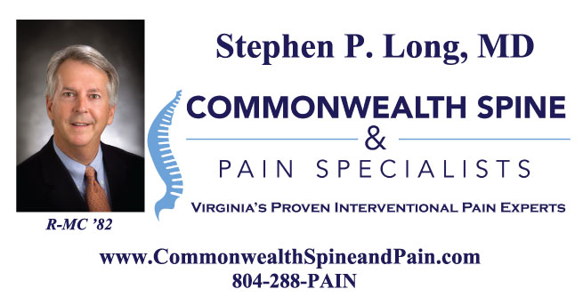 Commonwealth Spine logo