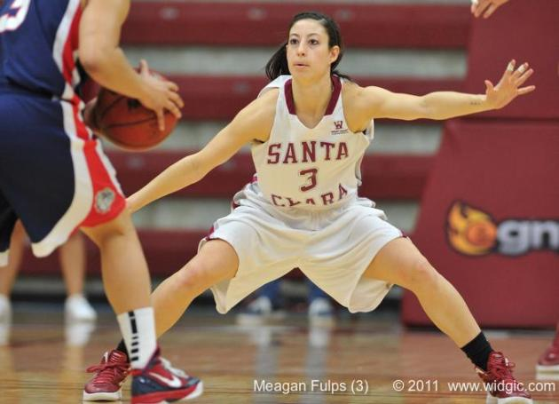 Santa Clara Women's Basketball Falls on the Road at San Diego