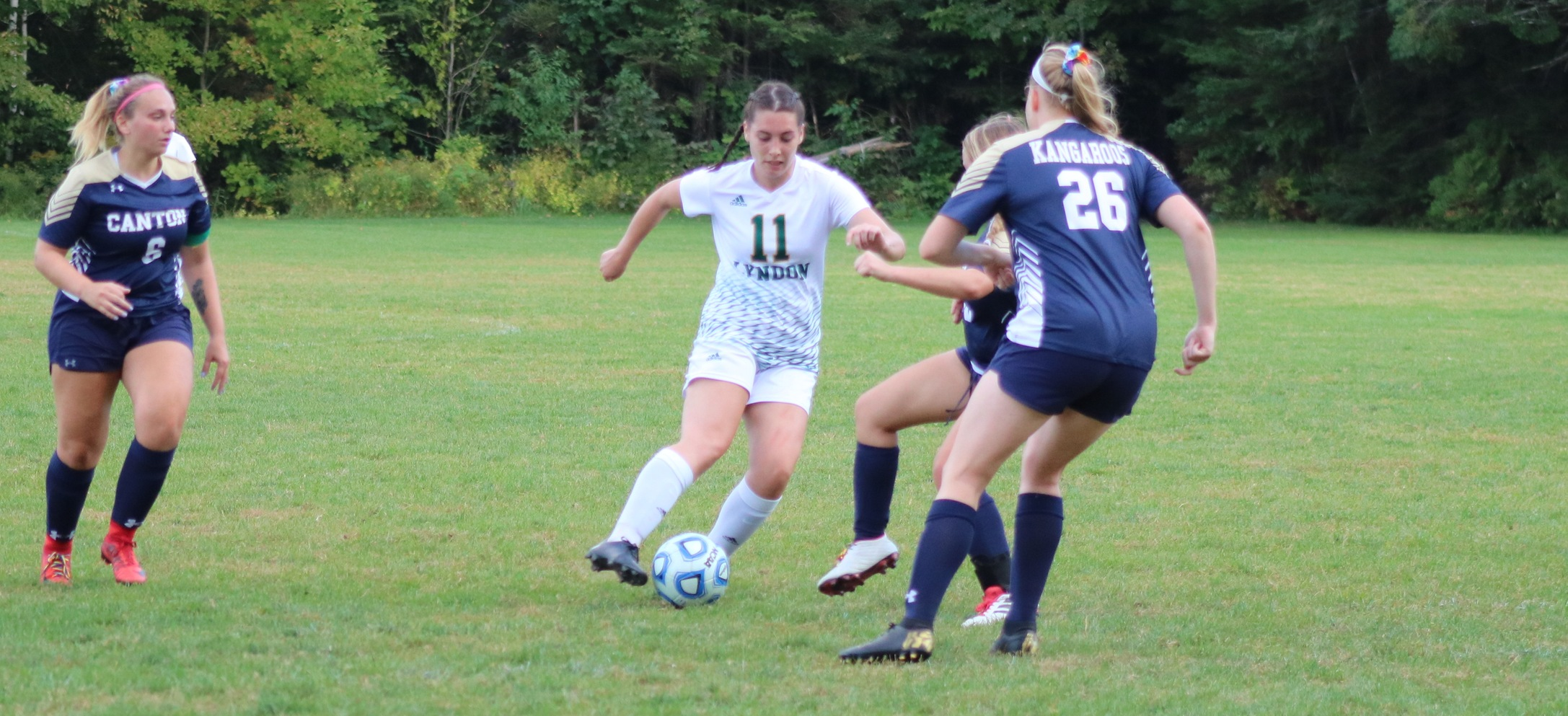 Hornet women unable to contain SUNY Canton