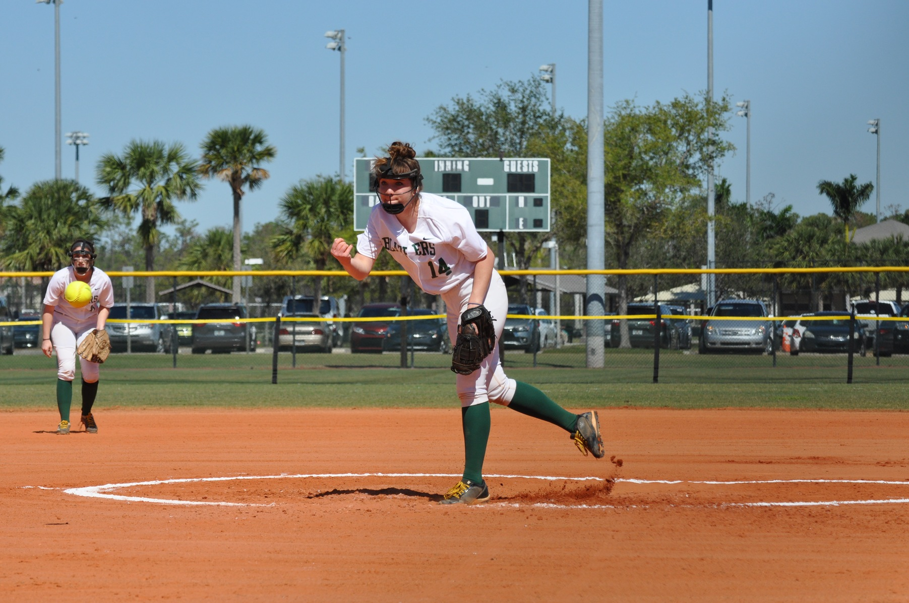 Softball Loses Both Ends Of Home Doubleheader With Nichols