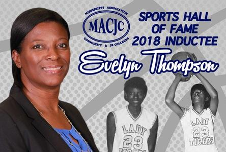 Former National Champion, All-American Thompson Selected For MACJC Hall of Fame
