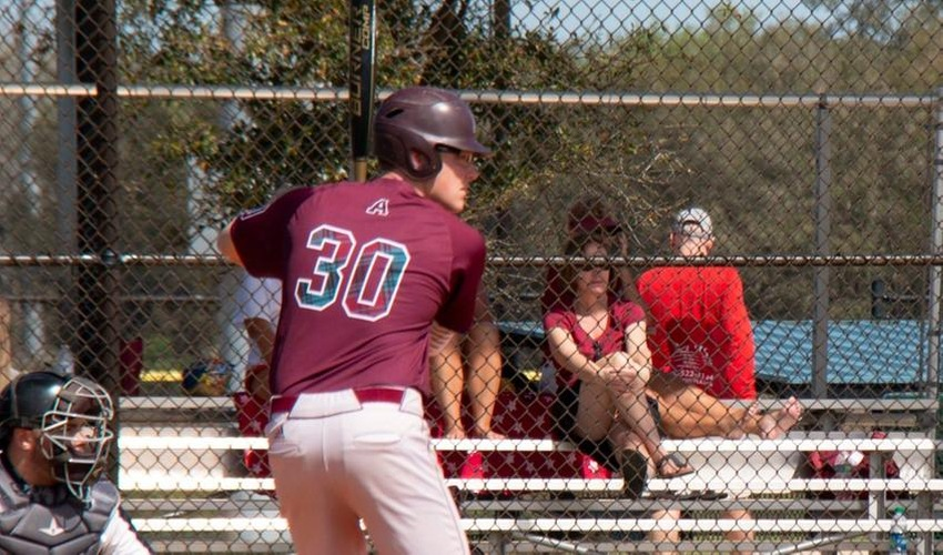 Baseball Edged By Earlham