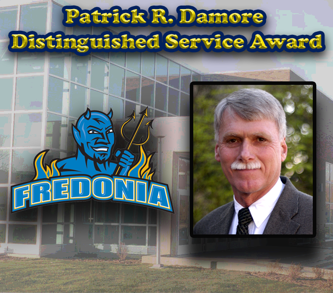 Prechtl honored with SUNYAC Retiree and Distinguished Service Awards