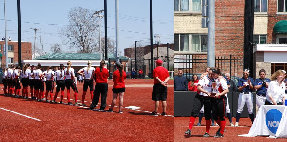 D'Youville Softball Defines 'Spartan' In Championship Pursuit